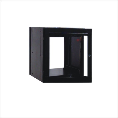 "Gabinete rack de pared 19"" 12 UR"