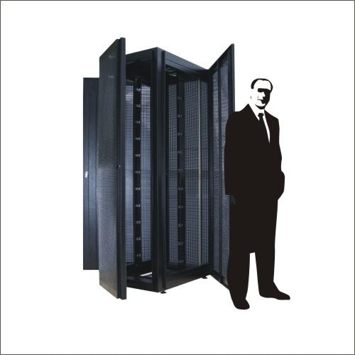 Rack hiper ventilado para servidores 42 UR 19 pulgadas