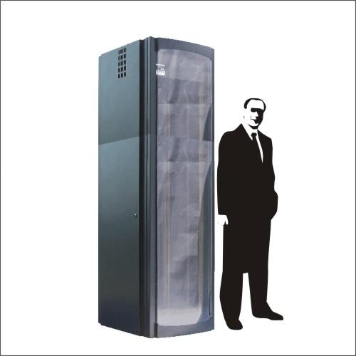 Rack para servidores 42U con aire acondicionado