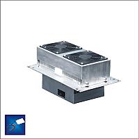 Sistema de enfriamiento de efecto Peltier de 500 BTU/hr 12 VCD