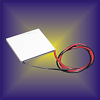 Módulo semiconductor efecto Peltier 24 V delta T 70 grados