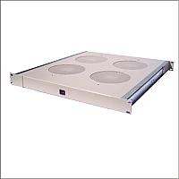 Ventilador para rack 19 de 2200 cu-mt/hr
