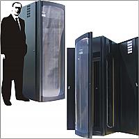 Rack para servidores 19 pulgadas 32 UR con aire acondicionado