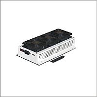 Sistema de enfriamiento por efecto Peltier de 1000 BTU/hr 24 y 48 VCD